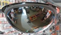 Polykarbonátové zrcadlo 360 st. - průměr 450 mm