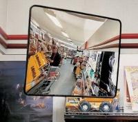 Obdelníkové pozorovací zrcadlo